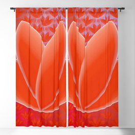3006 Pattern by bloody mary ... Blackout Curtain