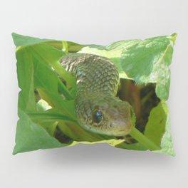 Radish snake..... Pillow Sham
