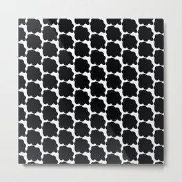 Cow Spots Metal Print