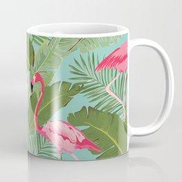Flamingo Jungle Coffee Mug