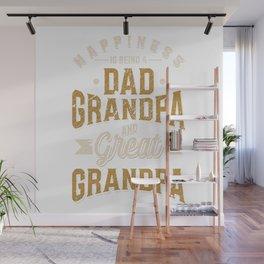 Great Grandpa Wall Mural