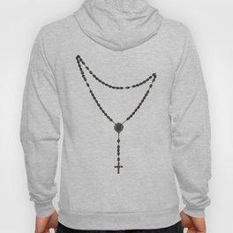 Wooden Rosary I Hoody