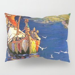 Guests From Overseas - Digital Remastered Edition Pillow Sham