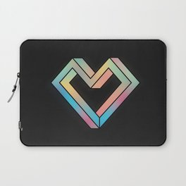 le coeur impossible (nº 4) Laptop Sleeve
