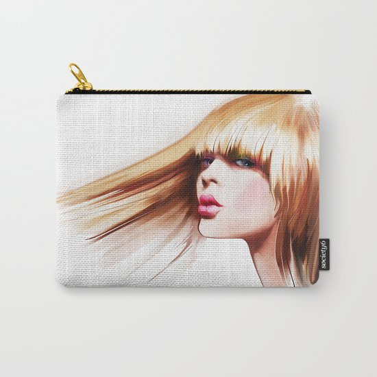hairdress Carry-All Pouch