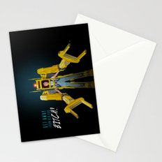 Get Away From Her You BITCH! Stationery Cards