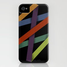 Folded Abstraction iPhone (4, 4s) Slim Case
