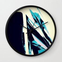 ER Abstract Wall Clock