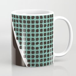 Black & Blue Dust Coffee Mug