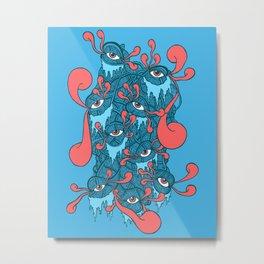 Of the Beholder Metal Print