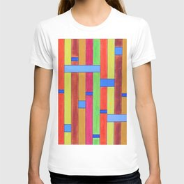 Blue Windows T-shirt