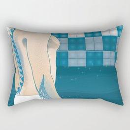 Aquarius Rectangular Pillow