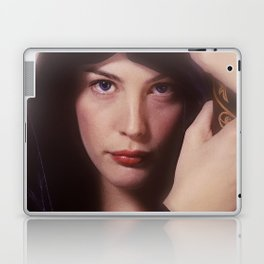 ArwenWithSword Laptop & iPad Skin