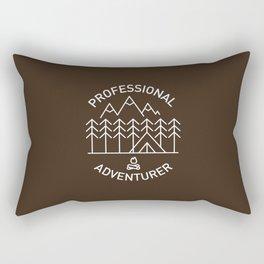 Professional Adventurer Rectangular Pillow