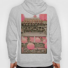 Los Angeles Chinatown Sign Hoody