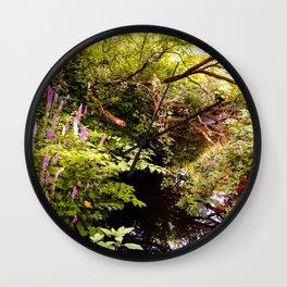 Eagle Creek Wall Clock