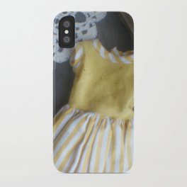 Yellow Dress TTV iPhone Case