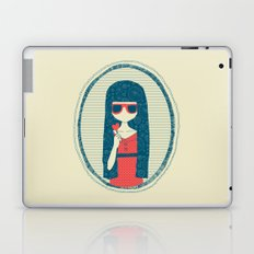 Lollipop girl Laptop & iPad Skin