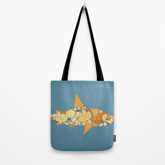 Snack Attack Tote Bag
