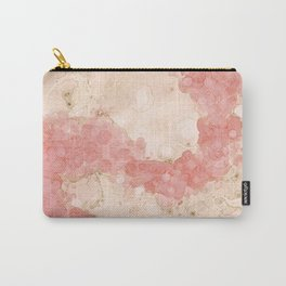 Agate In Solution Carry-All Pouch