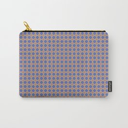 Quatrefoil Pattern III Carry-All Pouch