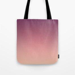 Purple cream Ombre . Tote Bag