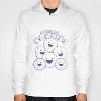 cookies Hoodies featuring Cookies by Artificial primate