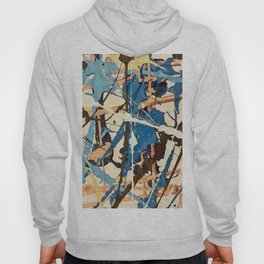 Miniature Original - blue brown Hoody