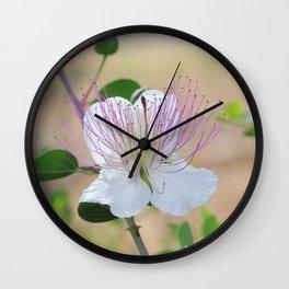 Silent Prayer Wall Clock