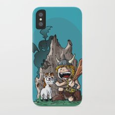 Dungeon! Slim Case iPhone X