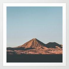 San Pedro de Atacama Art Print