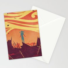 The Bloodiest Hands Stationery Cards