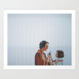 u3000-3 Art Print