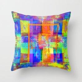 20180328 Throw Pillow