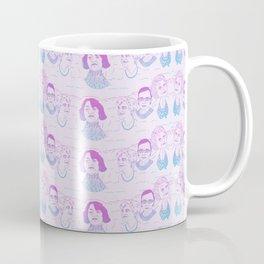 Mount Bushmore Coffee Mug