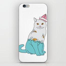 Inside Kitty iPhone Skin