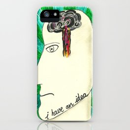 I have an idea iPhone Case