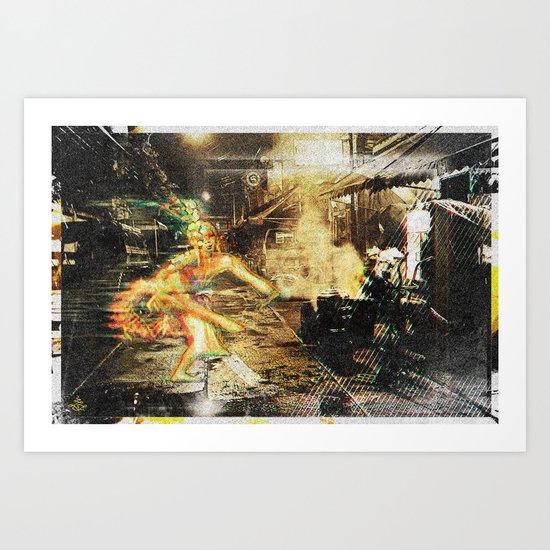Soi°4^am Art Print