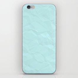 Crinkle iPhone Skin
