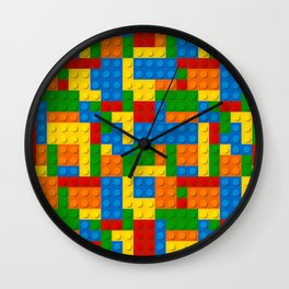 Master Builder Wall Clock