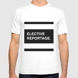 Elective Reportage T-shirt