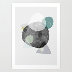 Graphic 112 Art Print