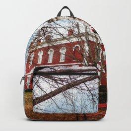 Iron County Courthouse and Gazebo Backpack