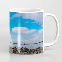Blue Skies Narragansett Bay Coffee Mug