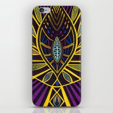 Whisperer iPhone & iPod Skin