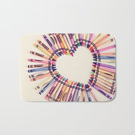 love in every color Bath Mat