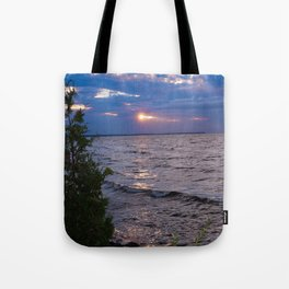 Edge of the Water Tote Bag