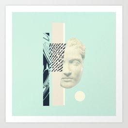 cristal Art Print