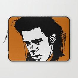 Sad Nick Cave Laptop Sleeve