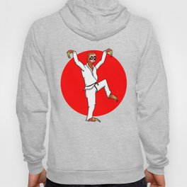 Sloth Karate Hoody